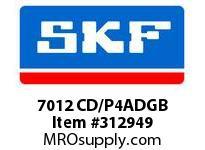 SKF-Bearing 7012 CD/P4ADGB
