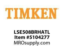 TIMKEN LSE508BRHATL Split CRB Housed Unit Assembly