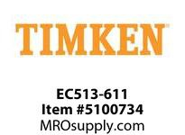 TIMKEN EC513-611 SRB Plummer Block Component