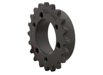40SDS40 Roller Chain Sprocket QD Bushed