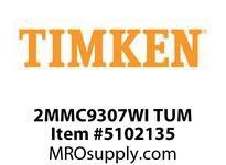 TIMKEN 2MMC9307WI TUM Ball P4S Super Precision
