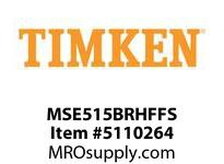 TIMKEN MSE515BRHFFS Split CRB Housed Unit Assembly