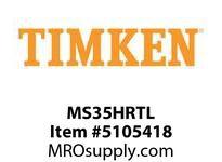 TIMKEN MS35HRTL Split CRB Housed Unit Component