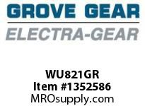 Grove-Gear WU821GR MOD - U Mount for 821 GR Series - Washguard