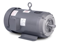 Baldor CD6203 3HP 1750RPM DC 184TC 3668D TEFC F1