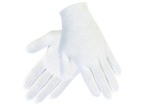 MCR 8613C Inspectors Glove 100% Cotton Lisle Heavy Weight 14 Length Ladies