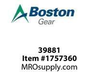 Boston Gear 39881 EN76230-MG FILTER / REGULATOR
