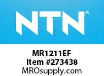 NTN MR1211EF CYLINDRICAL ROLLER BRG