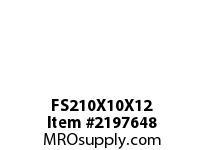 PTI FS210X10X12 FELT STRIP