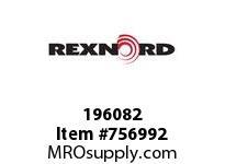 REXNORD 196082 A2124A29*300 CH ST A29 EV6 O/S P/C