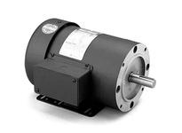 Leeson LM32825 1.5Hp 1800Rpm 145Tc Tefc 230/460V 3Ph 60Hz Cont 40C Rigid-C
