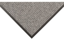 NoTrax 117R0048GY 117 Heritage Rib 4X60 Gray Heritage Rib offers a heavier-weight double rib high/low design that performs the scraping function of the mat. This medium to heavy traffic entrance mat is intended for areas that need extra moi