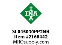 INA SL045030PP2NR Cylindrical roller bearing-full com