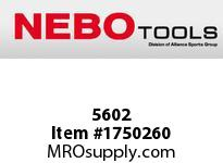 NEBO 5602 NEBO BLUELINE Flashlight in Clamshe