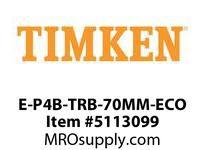 TIMKEN E-P4B-TRB-70MM-ECO TRB Pillow Block Assembly