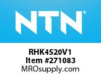 NTN RHK4520V1 DRAWN CUP NRB(CAGE TYPE)