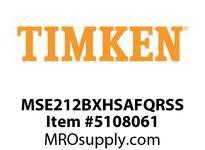 TIMKEN MSE212BXHSAFQRSS Split CRB Housed Unit Assembly