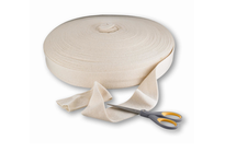 """West Chester 2531 3""""x90 yds Cotton Tubing Roll (EA) - 6 Rolls (EA) in a master case"""