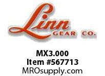 Linn-Gear MX3.000 Q D BUSHING  H1