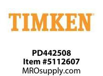 TIMKEN PD442508 Power Lubricator or Accessory
