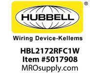 HBL_WDK HBL2172RFC1W RF CTRL HGR SPLT CIRC 15A 5-15R WH