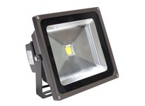 Orbit LFLC-50W-M-CW LED FLOOD LIGHT 50W 100~240V 5000K CW -BR W/ Motion Sensor