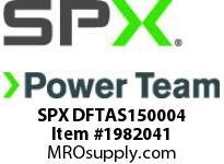 SPX DFTAS150004 LDF15 SEAL KIT COMPLETE