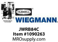 WIEGMANN JWRB84C FIT-RBUSH8-4SQ