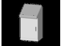 SCE-402516SDC Console Single Access Single Door