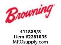 Browning 4118X5/8