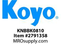 Koyo Bearing BK0810 NEEDLE ROLLER BEARING