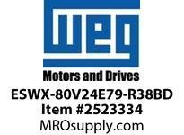 WEG ESWX-80V24E79-R38BD XP STRTR N79 30HP@460V 230VCoi Panels