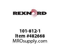 REXNORD 6190087 101-812-1 ER1233/FR1233 SB H/S