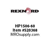 REXNORD HP1506-60 HP1506-60 147464