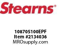 STEARNS 108705100EPF BRAKE ASSY-STD 8017152
