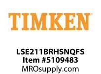 TIMKEN LSE211BRHSNQFS Split CRB Housed Unit Assembly