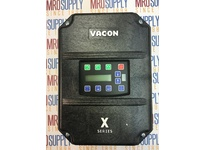Vacon VACONX5C41250K 125HP 460V 3PH T5 N3R Vacon X Series AC Drive