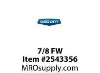 Osborn 7/8 FW Load Runner