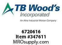 TBWOODS 6720616 FALK ASSEMBLY