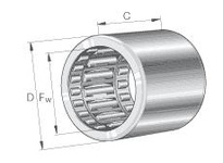 INA HFL0615 Drawn cup roller clutch