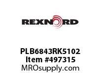 PLB6843RK5102 HOUSING P-LB6843RK51-02 5800778