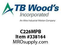 TBWOODS C226MPB C226X7/8 MPB C JAW HUB