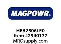 MagPowr HEB2506LF0 HEB-250 PNEUMATIC BRAKE