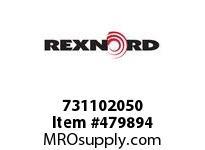 REXNORD 137917 731102050 V110 HCB 1.5625 BORE