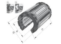 INA KXO16 Max? linear aligning ball bearing