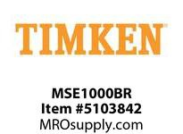 TIMKEN MSE1000BR Split CRB Housed Unit Component