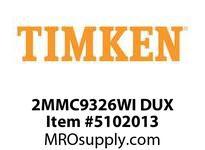 TIMKEN 2MMC9326WI DUX Ball P4S Super Precision