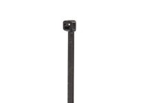 NSI 182500 18^ BLACK CABLE TIE 250LB MIN. TENSILE STRENGTH