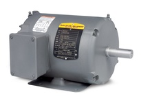 AOM3617T 1HP, 860RPM, 3PH, 60HZ, 182T, 3623M, TEAO, F1, N