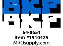 SKFSEAL 64-0651 U-JOINT